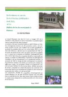 Journal Avril 2021