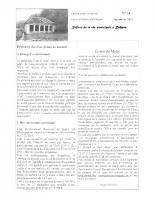 Journal Septembre 2015